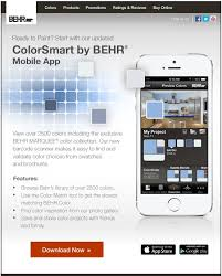 how to make color selection easier with the behr app the home