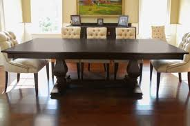 Cambridge Trestle Dining Table - Trestle kitchen tables