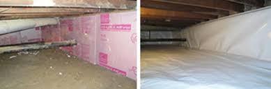 b dry basement crawl space encapsulation and repair b dry louisville