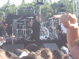 puddle of mudd u0027s concert history concert archives