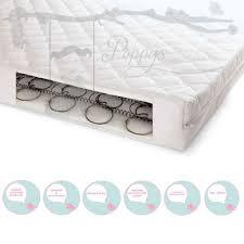 buy baby cot mattress 120cm x 60cm luxury spring mattress from