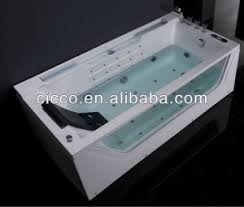 transparent bathtub china jacuzzi bathtubs suppliers and manufacturers jacuzzi