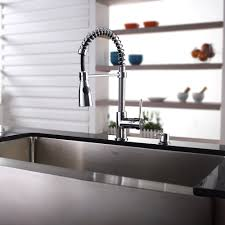 kraus pull out kitchen faucet kraus pull out kitchen faucet home decoration