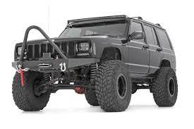 light bar jeep 50 inch curved single row cree led black series light bar 72750bl