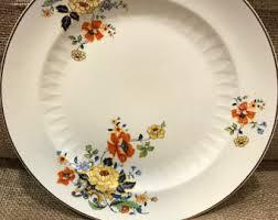 homer laughlin vintage vintage homer laughlin ivora poppy and china pattern 9