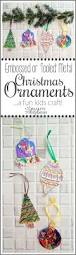 christmas ornaments christmas crafts for kids reality daydream