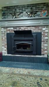 fine fireplace mantle heat deflector and best ideas of mantle heat