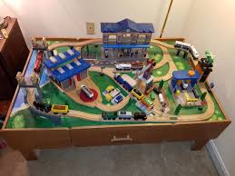 Imaginarium Mountain Rock Train Table Imaginarium Train Table For Sale Classifieds