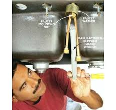 remove a kitchen faucet how to replace kitchen sink faucet plus awesome changing kitchen