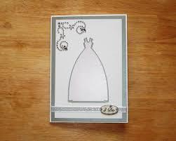 Newlywed Cards Wedding Dress Card Wedding Congratulations Card Bride Card