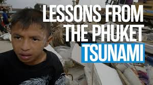 lessons from the phuket tsunami youtube