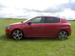 peugeot car one the motoring world tmw the peugeot 308 gt line two cars in one