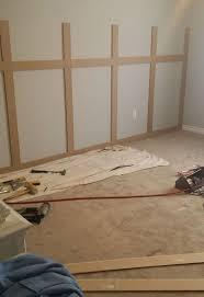 bedroom wall decor diy bedroom board and batten wall hometalk