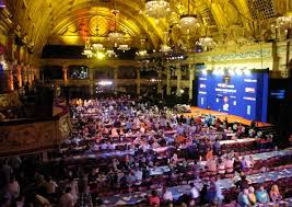 Winter Gardens Blackpool Postcode - darts world matchplay 2013 preview and predictions the sports