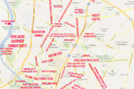 Armstrong Map The Judgmental Austin Food And Drinks Map Eater Austin