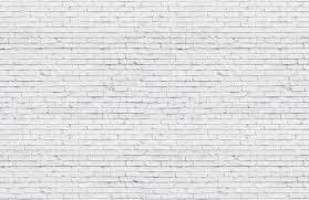 clean wall clean white brick wallpaper wall mural muralswallpaper co uk