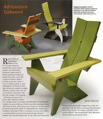 Cedar Adirondack Chair Plans Adirondack Chair Plans U2022 Woodarchivist