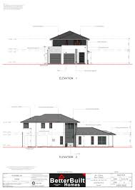 Floor Plans For Narrow Blocks by Narrow Home Designs Sydney The Best Narrow Block Home Builders