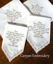 wedding gift or check 102 best embroidered wedding handkerchiefs images on
