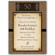 male 50th birthday invitations gallery invitation design ideas