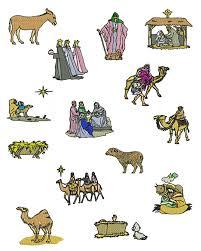 christmas nativity sewing motifs nativity pinterest