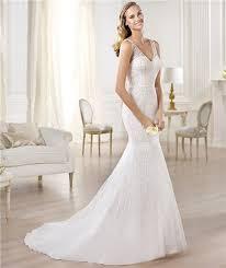 wedding dress sheer straps v neck satin tulle wedding dress with sheer straps sequins beading