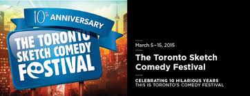 the toronto sketch comedy festival the theatre centre