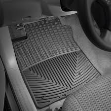 lexus all season floor mats weathertech w39 all weather 1st row black floor mats