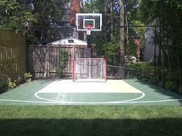 Backyard Sports Court by 40 Best Sport Court Images On Pinterest Backyard Basketball