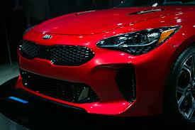 Kia Gt4 Release Date Kia Stinger Gt First Look Motor Trend