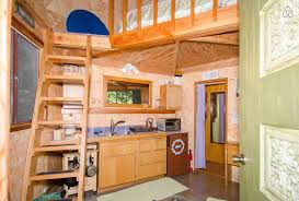 Tiny Houses On Airbnb by Airbnb U0027s Most Popular Rental Is A Tiny Mushroom Dome Cabin Most