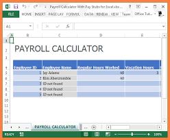 10 free paystub generator online simple salary slip free