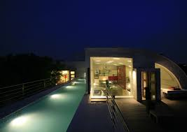 home exterior design in delhi architects u0027 house and studio morphogenesis