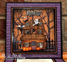 the haunted house u2013 my cardz my passion