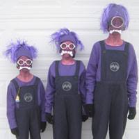 purple minion costume purple minion costumes in hairland
