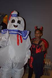 stay puft marshmallow man halloween costume liberty science center lsc celebrates another frightfully fun