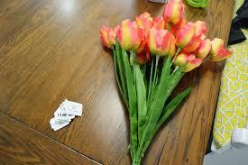 Tulip Wreath A Fresh Fake Tulip