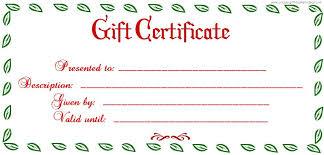 printable gift certificates free template hitecauto us