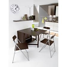 kitchen design ideas saving foldable dining table space saver
