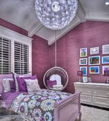 Bedroom Design Purple And Cream Bedroom Enjoyable Diy Grey Fabric Hanging Chairs For Bedroom