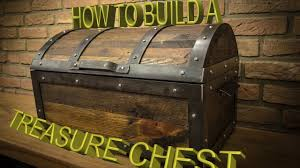 craftling treasure chest without welding youtube