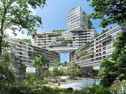 singapore apartments the interlace jenga like apartments for singapore inhabitat