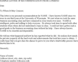 coworker recommendation letter sample employee recommendation