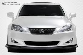 lexus sc300 carbon fiber parts 2006 2008 lexus is series is250 is350 carbon fiber vip front lip