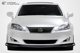 lexus is 250 for sale dallas 2006 2008 lexus is series is250 is350 carbon fiber vip front lip