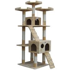 particular fortress steel cat tree in cat trees cat furniture