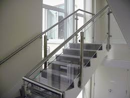 Grills Stairs Design Complete Commercial Project Stainless Steel Staircase Design