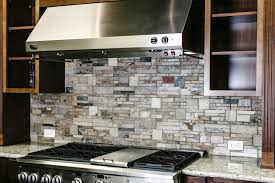 stone tile backsplash image u2014 decor trends how to install stone