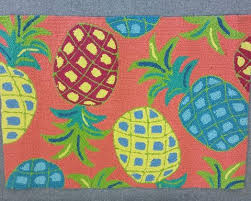 Pineapple Area Rug Pineapple Area Rug Excellent Mayberry Harbor Bay Forest