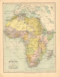 Egypt Africa Map by Sahara 1 3 85m Travel Map International Travel Maps Download
